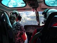 Pilot an passenger