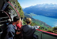 View of Brienz