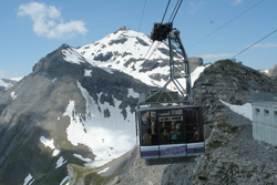 Schilthorn from Birg