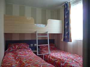 Typical Brienz Crossover bunk