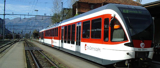 Swiss Travel system offer some of Europes best Trains.
